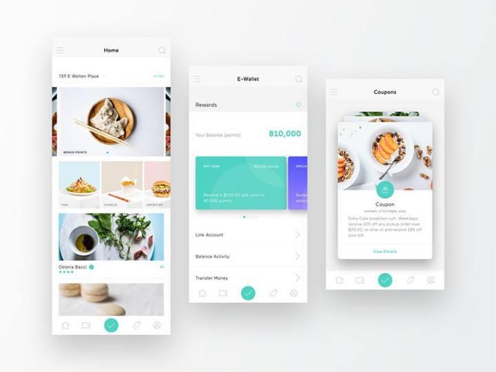 餐饮APP软件 开发